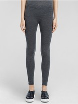 Calvin Klein Collection Stretch Cashmere Seamless Pant