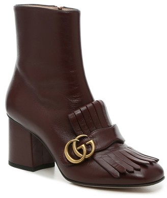 Gucci Marmont 75 Bootie