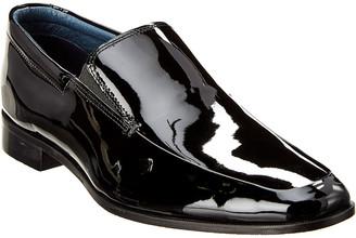 Rush by Gordon Rush Venetian Patent Loafer