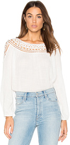 Heartloom Romy Top in White