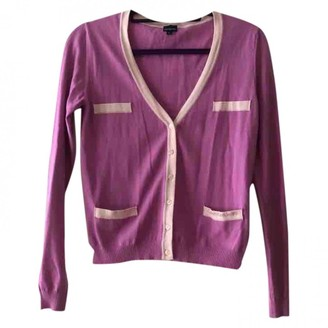Calvin Klein Pink Cotton Knitwear for Women
