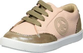 Elephantito Girls' All American Sneaker