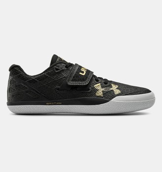 Under Armour Unisex UA Centric Grip Track Shoes