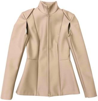 Maison Martin Margiela Pour H&m Beige Polyester Jackets
