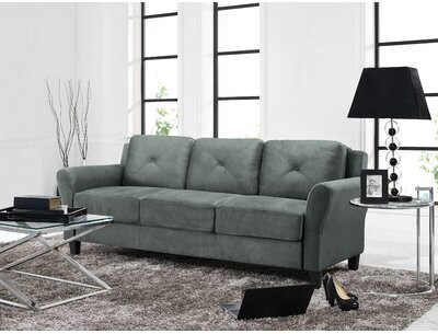 "Thumbnail for your product : Winston Porter Liston 78.8"" Flared Arm Sofa"