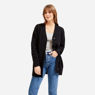 Fashion Look Featuring Everlane Cardigans And Everlane Cardigans By Alyssa Runway Chef Shopstyle