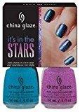 China Glaze Nail Polish-It's In The Stars Set 81698