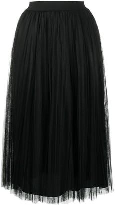 Fabiana Filippi Tulle Long Ballerina Skirt