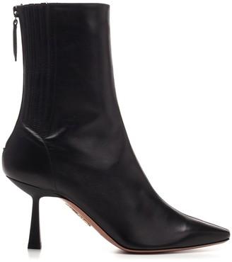 Aquazzura Curzon Boots