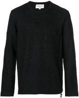 YMC chest pocket sweater