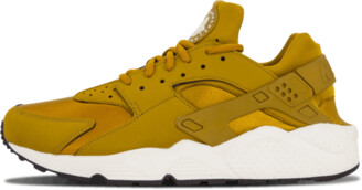 Nike Womens Air Huarache Run 'Bronzine' Shoes - 6.5W