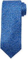 Neiman Marcus Abstract Silk Tie