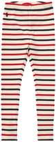 Polo Ralph Lauren Striped Stretch Cotton Leggings Girl's Casual Pants