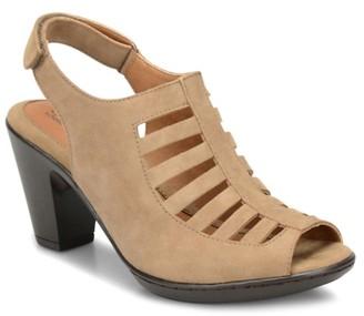EuroSoft Vesta Platform Sandal