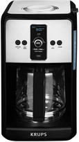 Krups Turbo Savoy Programmable Filter Coffee Maker