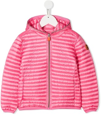 Save The Duck Kids Hooded Puffer Jacket