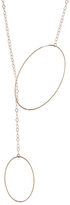 ginette_ny Long Ellipse Necklace