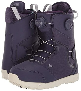 Burton Felix Boa(r) '19 (Purple Velvet) Women's Cold Weather Boots