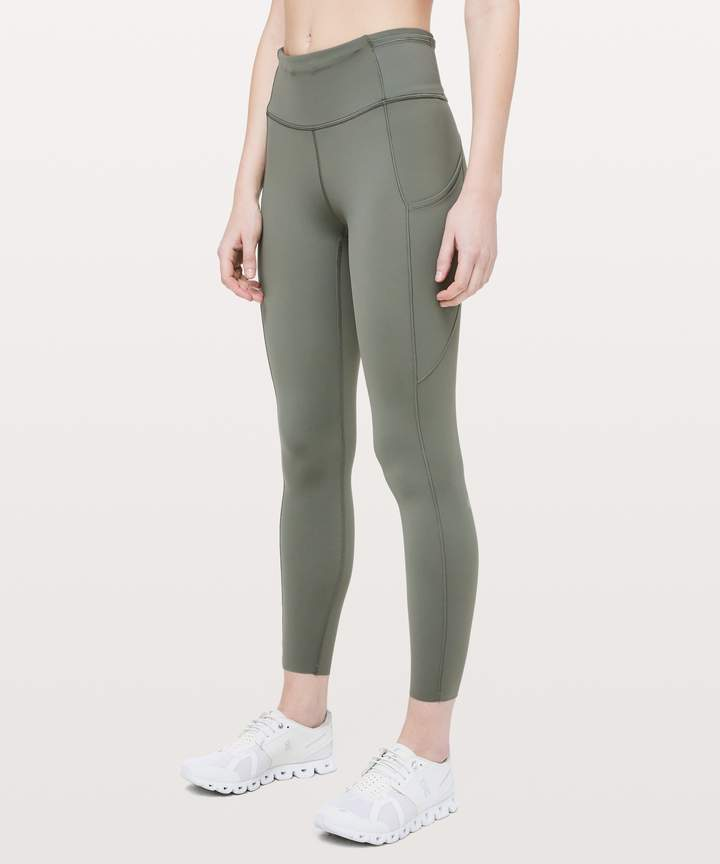 3d6d65a97 Lululemon Green Women s Athletic Pants - ShopStyle