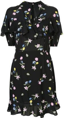 VIVETTA floral print mini dress