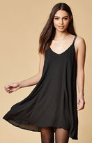 Lucca Couture Strappy Slip Dress