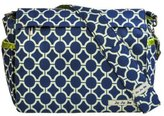 Ju-Ju-Be Classic Collection Better Be Messenger Diaper Bag, Royal Envy