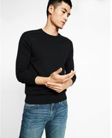 Express Lightweight Crew Neck Sweater