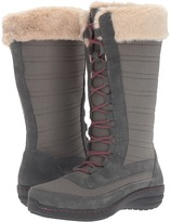 Aetrex Berries Tall Lace-Up Boot Women's Cold Weather Boots