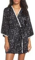 Kate Spade Women's Dot Short Robe