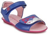Agatha Ruiz De La Prada SOFT Blue / Electric