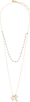 Accessorize Layered Charmy Pendant Necklace