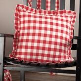 Caulder Cotton Plaid Throw Pillow August Grove