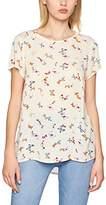 Vero Moda Women's Vmbutterfly S/S Top D2-4 T-Shirt