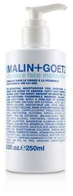 Malin+Goetz NEW Vitamin E Face Moisturizer 250ml Womens Skin Care