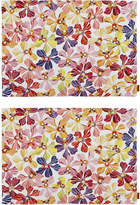 Missoni Home Flowers Rectangular Placemat - Set of 2