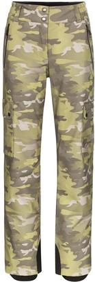 Colmar Camouflage Pattern Ski Pants