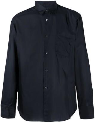 Comme des Garçons Shirt Lightweight Long-Sleeved Shirt