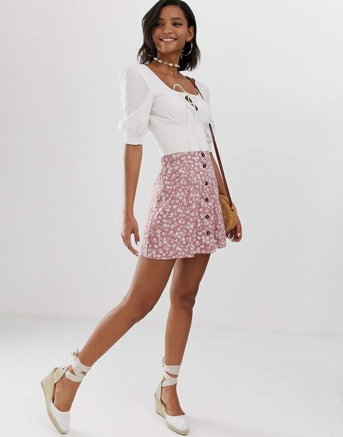 42dfe761f0 Asos Mini Skirts - ShopStyle