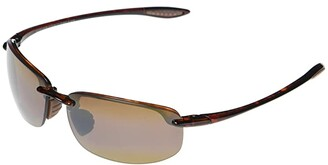 Maui Jim Ho'okipa Reader Asian Fit 2.00 (Tortoise/HCL Bronze) Sport Sunglasses