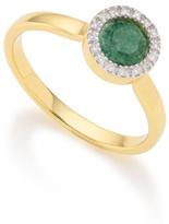 Monica Vinader Naida Mini Circle Ring