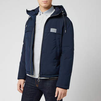 Armani Exchange Men's Reflective Logo Jacket