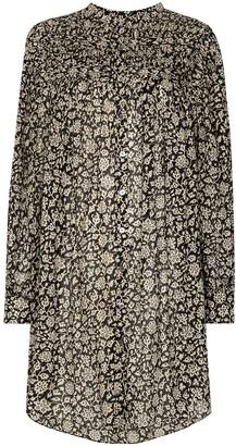 Etoile Isabel Marant Plana floral print shirt dress
