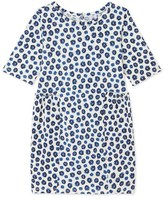 Petit Bateau Girls print dress