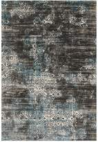 Loloi Rugs Kingston Rug - Charcoal/Blue