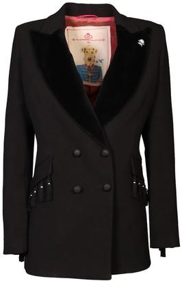The Extreme Collection Black Blazer Ilaria