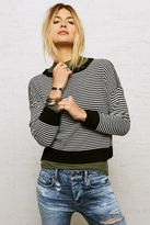 American Eagle Outfitters Don't Ask Why Boxy Crewneck Sweater