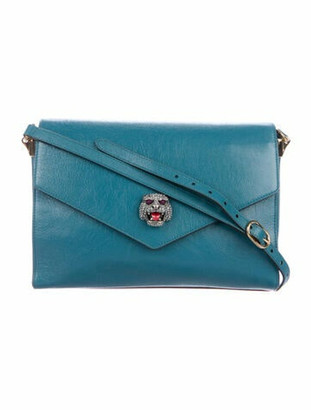 Gucci Thiara Shoulder Bag Teal