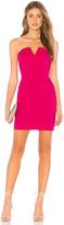 superdown Valentina Strapless Blazer Dress