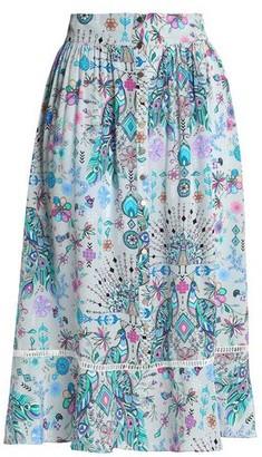 Matthew Williamson 3/4 length skirt