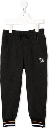 Givenchy Kids 4G track trousers
